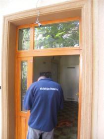 ajtójavítás